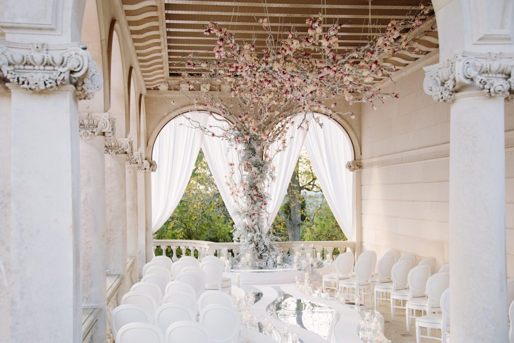 Cliveden House Wedding   Autumn Luxe with Sweetpea & Blossom